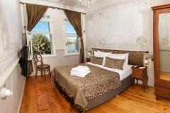 Seaview Suite Bedroom  201- Deniz Manzaralı Suit 201