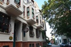 Hotel Back Street View- Otel Arka Sokak Görünüş
