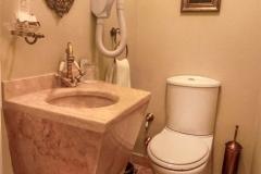 Standart Room Toilet - Standart Oda Tuvalet